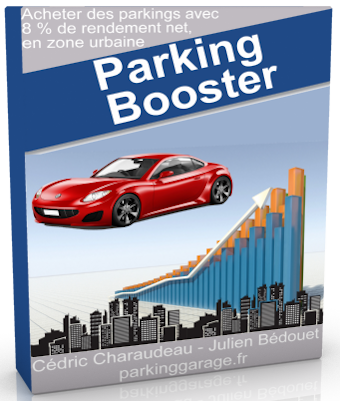 Jaquette du livre parking booster