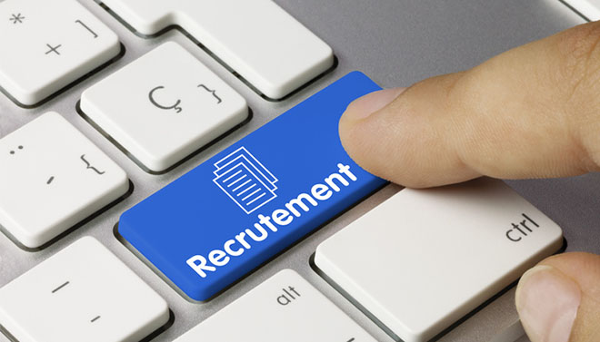 La digitalisation change la donne du recrutement !