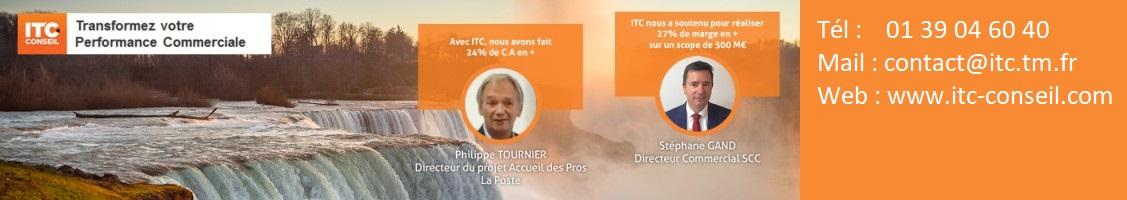ITC SPACE - Plateforme Distancielle d'ITC CONSEIL