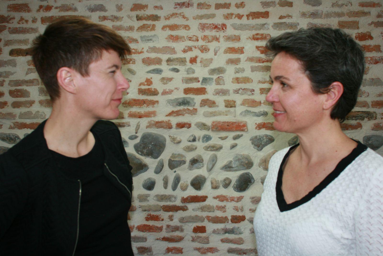 Caroline et Aurélie, vos profs de piano !