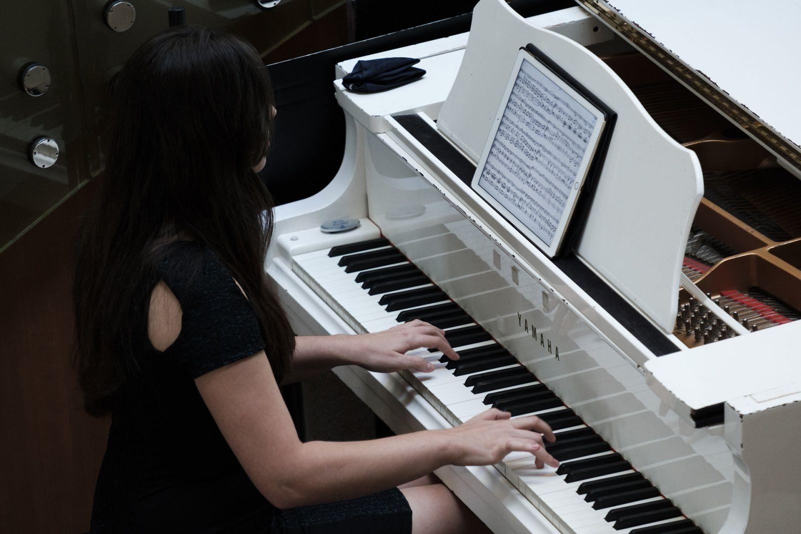 Le piano, une philosophie de vie