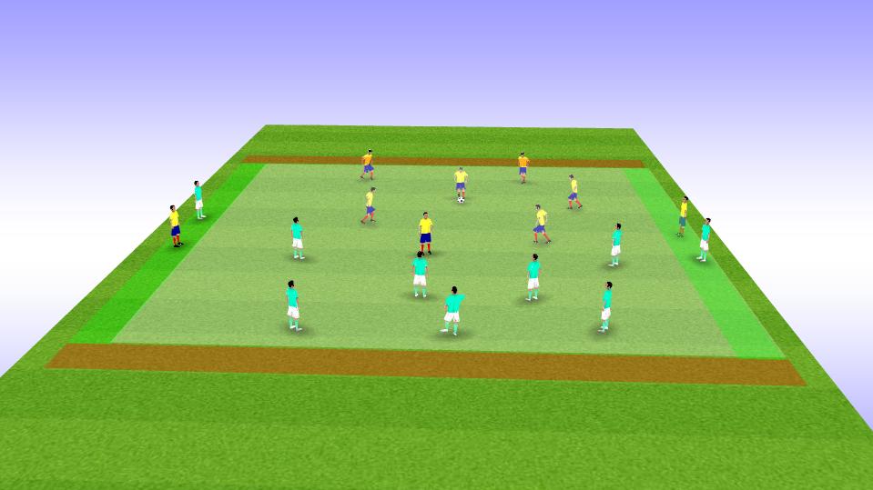 Juegos reducidos en fútbol