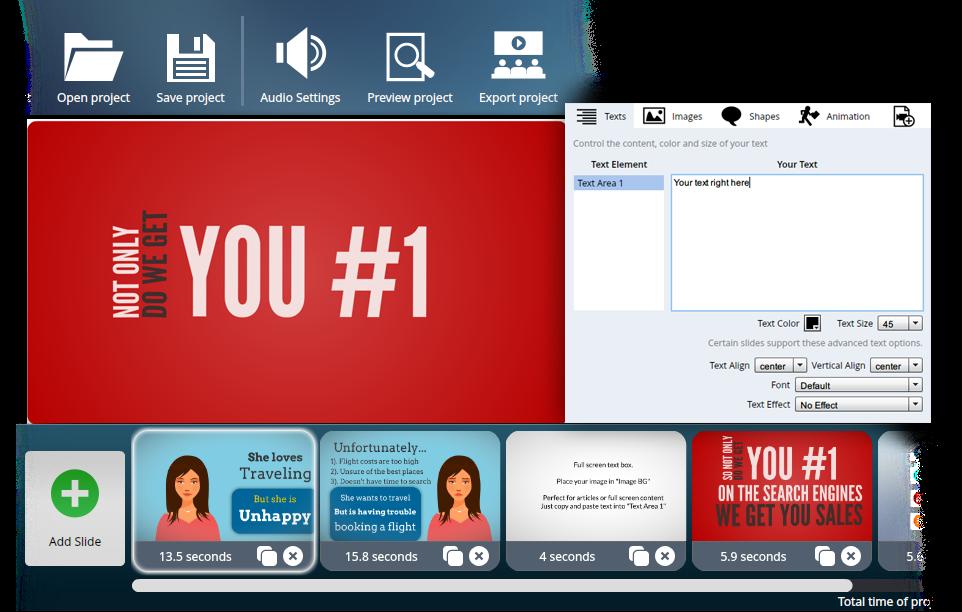 Un logiciel de création vidéos qui stimulera vos revenues et votre entreprise !
