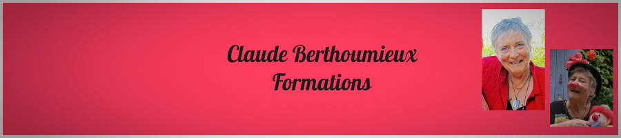 Claude Berthoumieux Formations