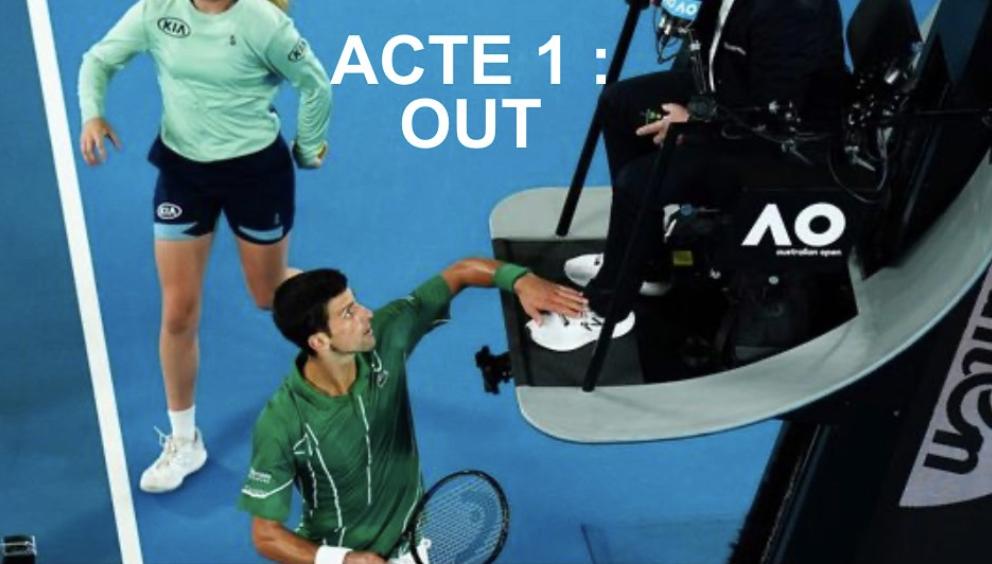 Les 2 actes extra-tennis de Djokovic qui ont pesé dans la finale