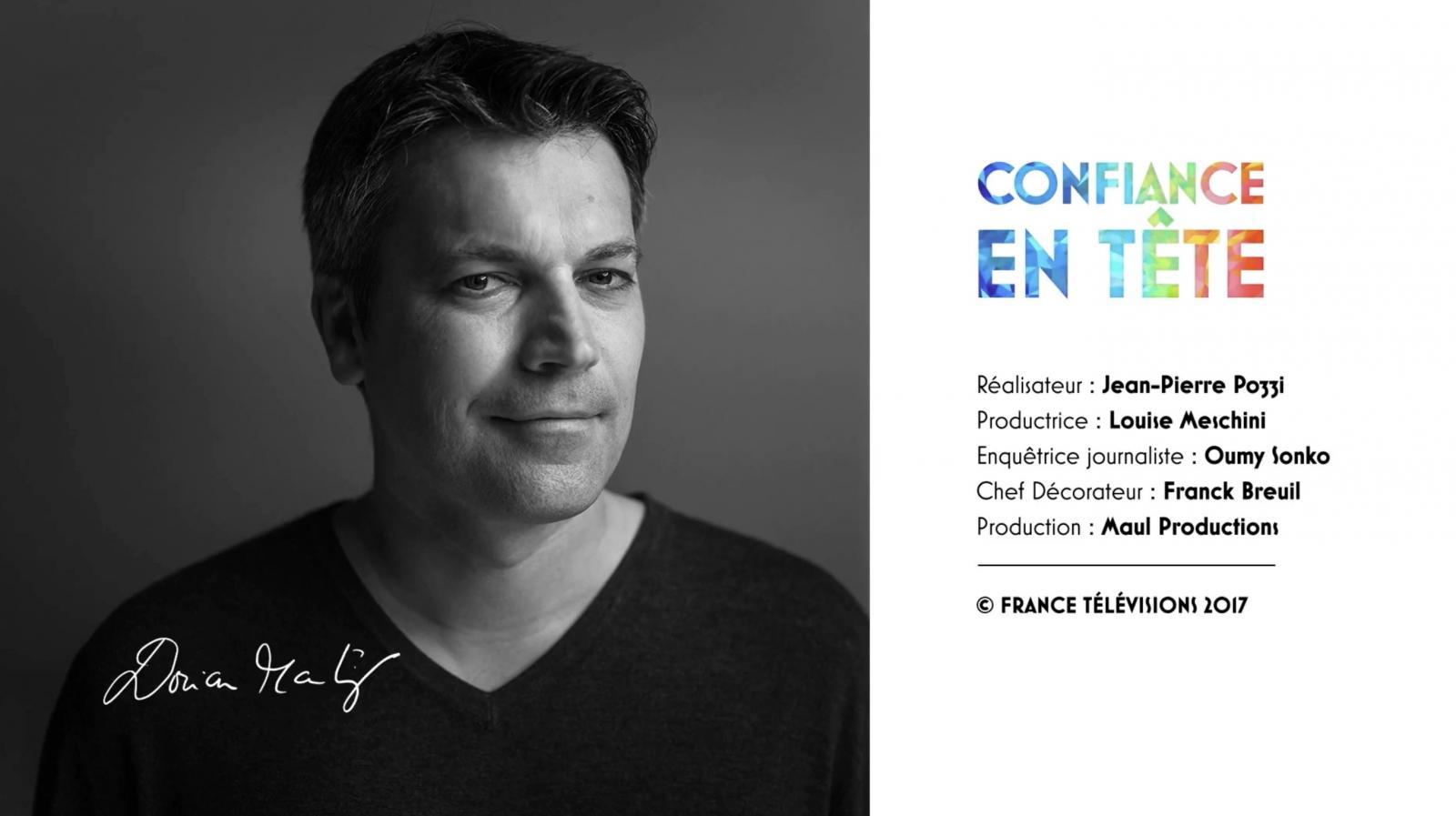 """Émission """"Confiance en tête"""" et présentation du poignet éponge PERF sur France Télévision"""