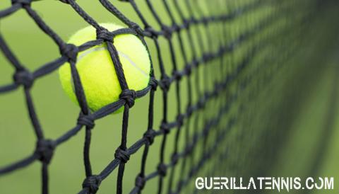 Le but du tennis ne consiste pas à ÉVITER les fautes mais à les RÉDUIRE