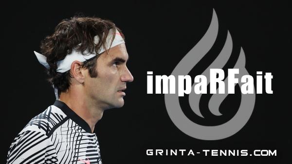 Pourquoi Federer est impaRFait et pourquoi ses fans devraient s'en réjouir