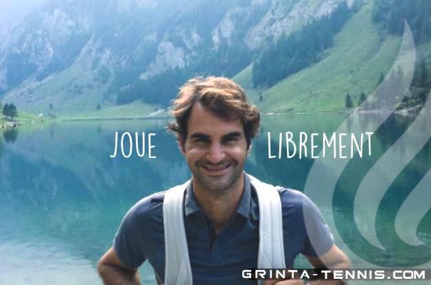 Et si tu appliquais les stratégies mentales de Federer, que se passerait-il dans ton jeu ?