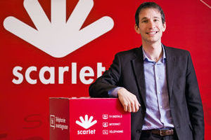 Bruno Delhaise, the CEO of Scarlet, shares his view on new leadership habits
