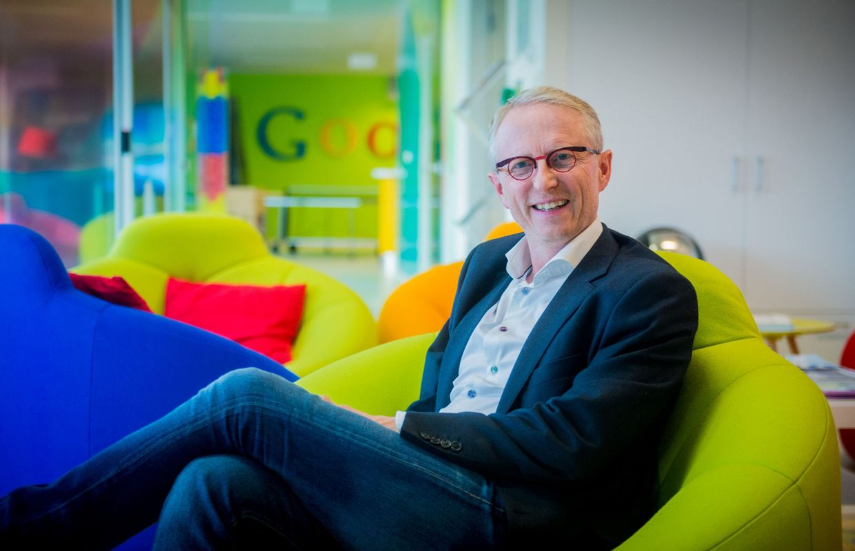 Thierry Geerts, the CEO of Google, shares his view on new leadership habits