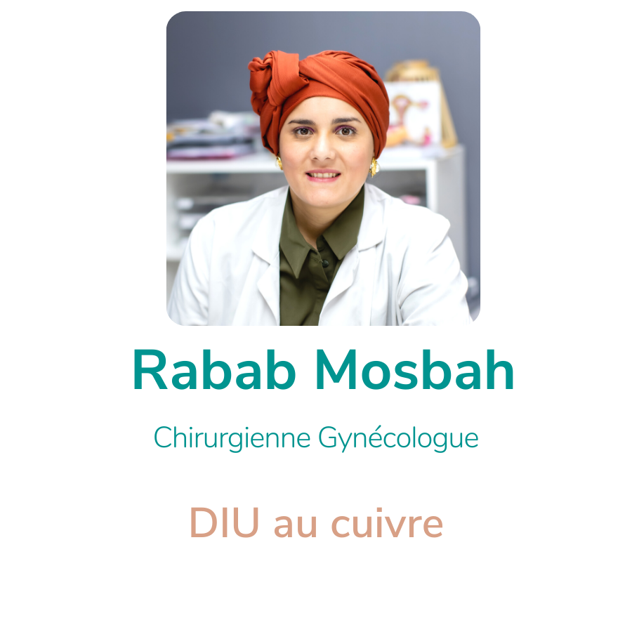 Rabab Mosbah - Chirurgienne gynécologue
