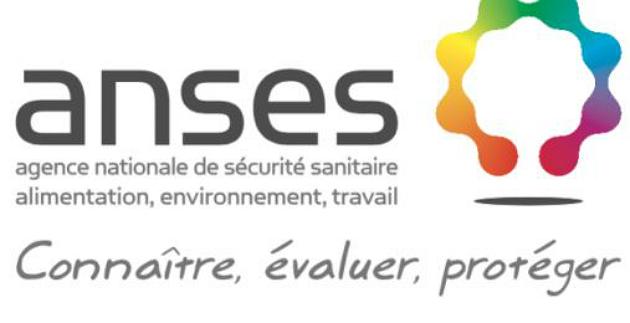 ANSES Agence Nationale de Sécurité Sanitaire