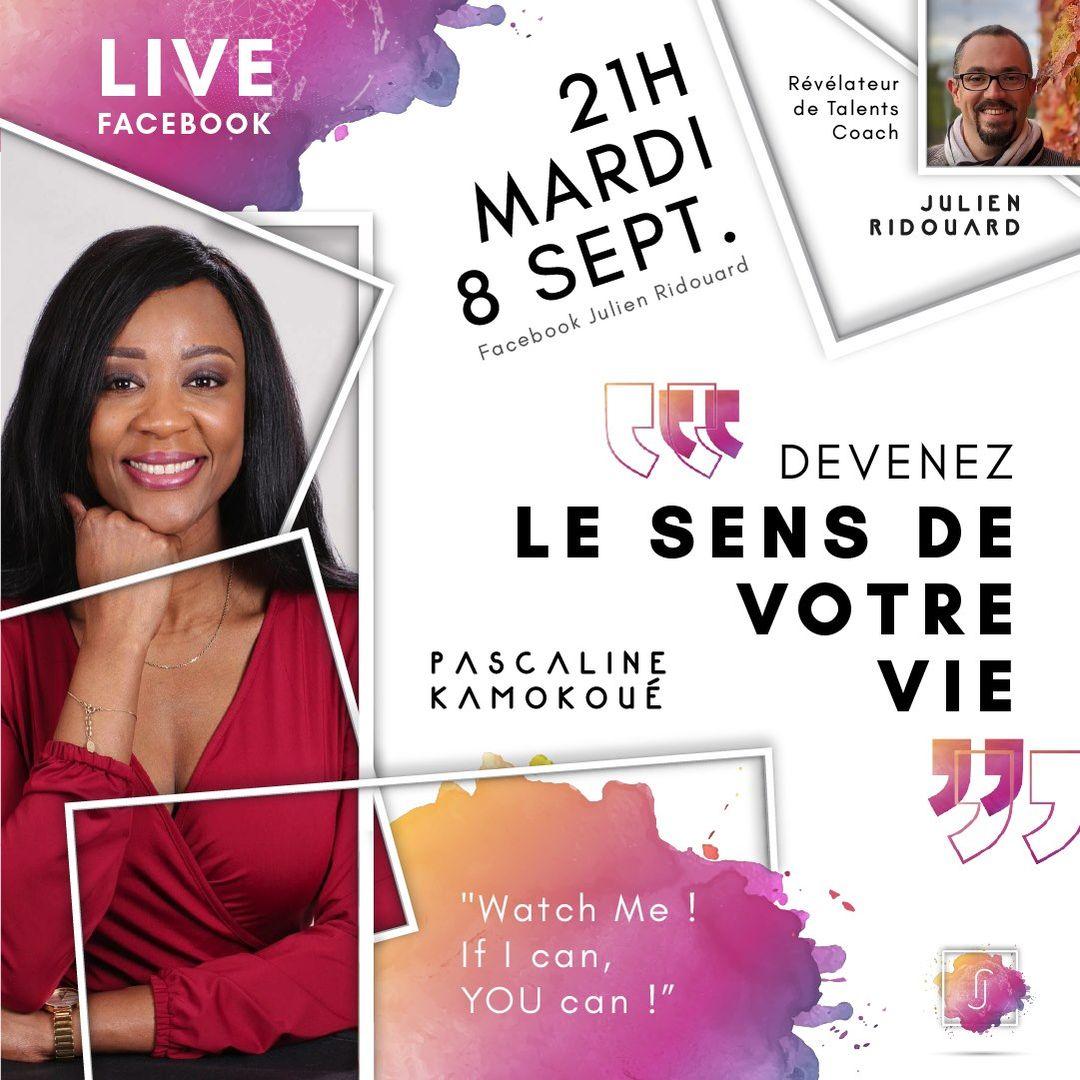 Live Facebook 1 - Les secrets d'une communication réussie - lundi 6 avril 2020 9h - Andréa, Nicolas Veillat, Oréli