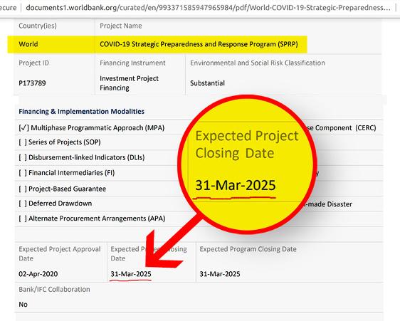Programme Covid 2025 1