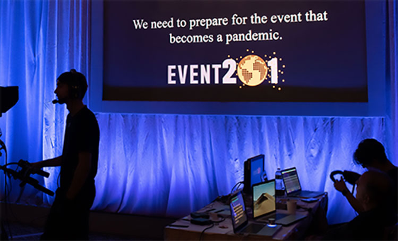 Événement201 Pandémie planifiée