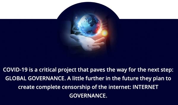 Réinitialisation globale - Gouvernance Internet