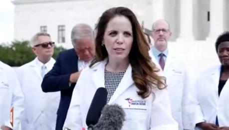 Image: Le site Web américain des médecins de première ligne expose la campagne `` criminelle '' des géants de la technologie et des agences gouvernementales pour bloquer la guérison du COVID