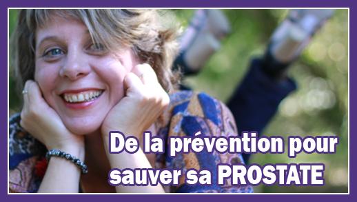 De la prévention pour sauver sa prostate
