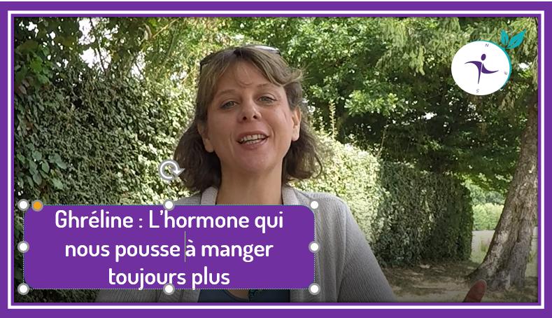 La ghréline : L'hormone qui vous pousse à manger toujours plus !
