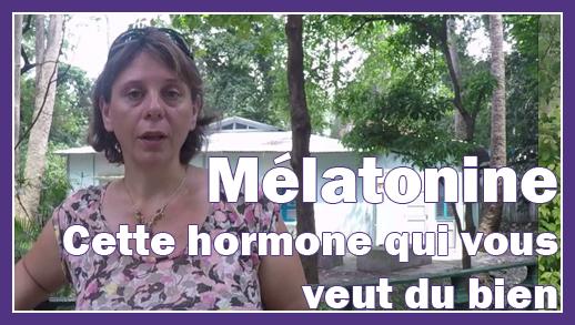 Mélatonine, cette hormone qui vous veut du bien
