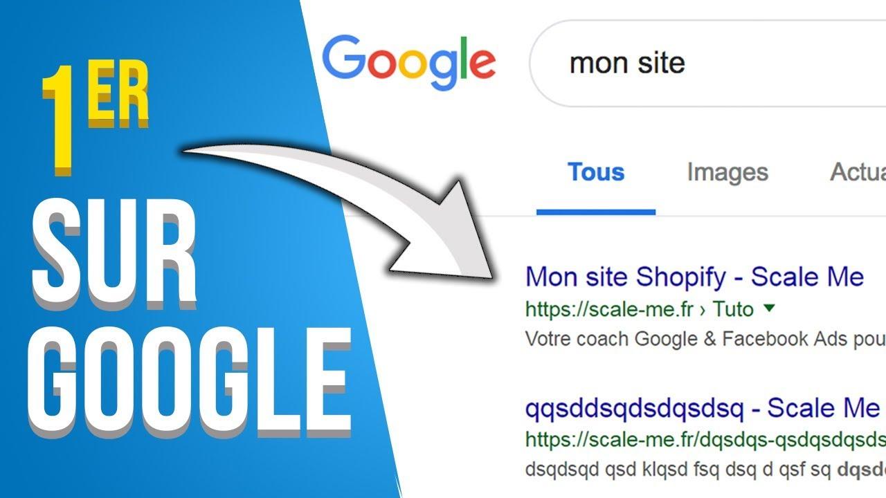 Comment Être Premier sur Google Ads ?