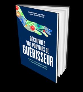 """Christophe Limayrac auteur du livre  """"Découvrez vos pouvoirs de guérisseur"""""""