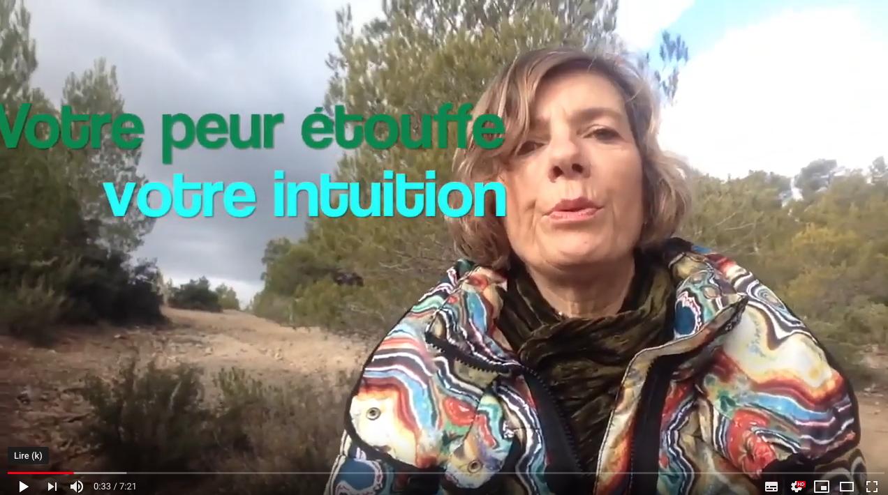 Comment reprendre contact avec votre intuition? l'EFT sur le bout des doigts #36.