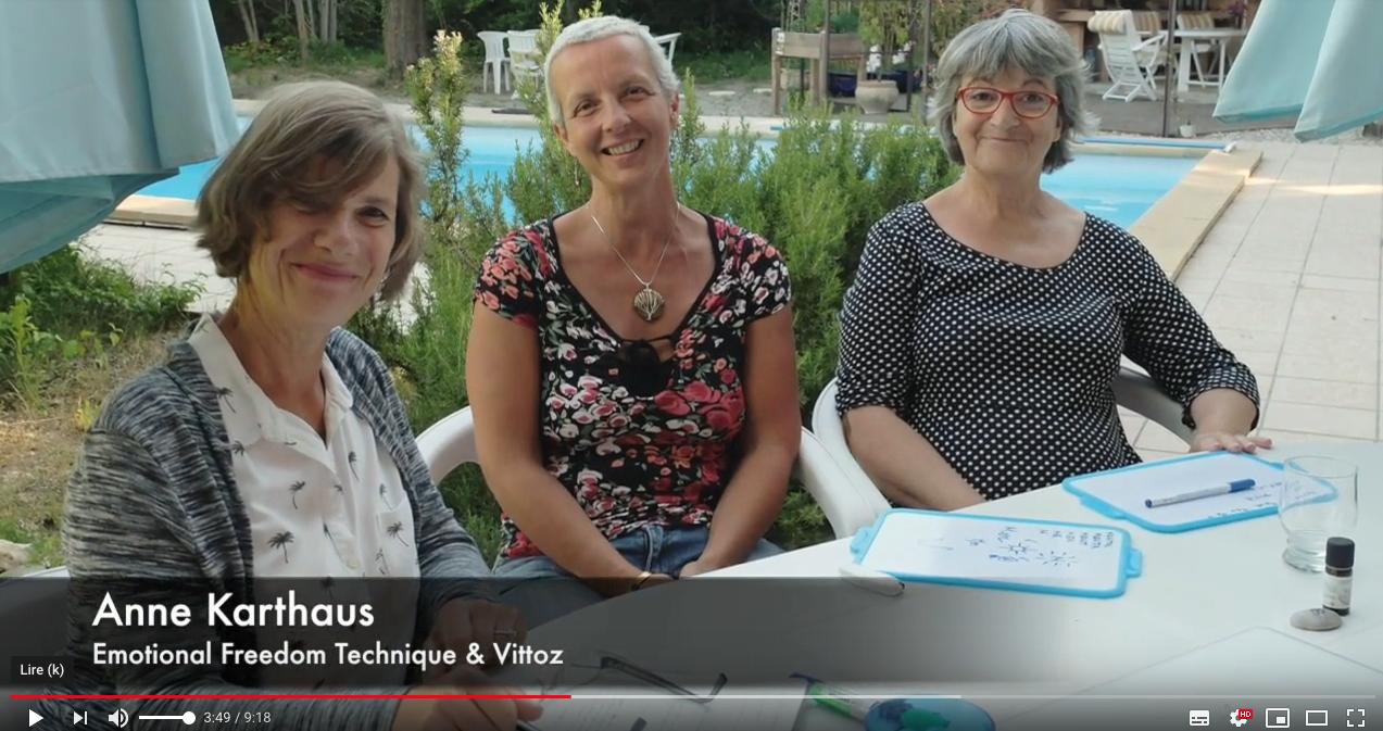 Gestion des émotions, développement personnel, séminaires en Provence, témoignages intenses....