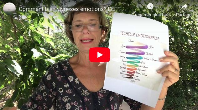 Bien vivre vos émotions - l'EFT sur le bout des doigts # 48