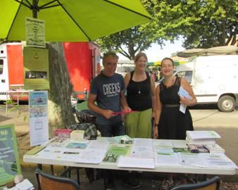 Journée des Associations à Jouques - Atelier en Paix Personnelle