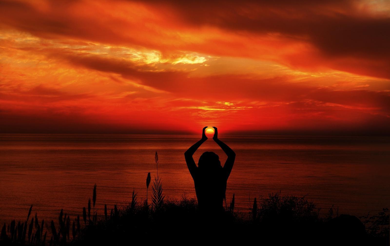 Les points d'acupuncture et le flux d'énergie