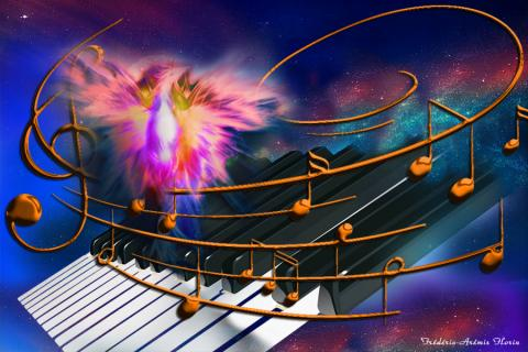 Exprimer à travers vos Âmes un chant libérateur.