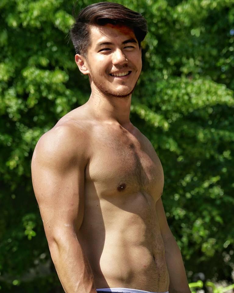 Thomas Jiang, coach sportif diplômé - Programme sportif en ligne - Portrait