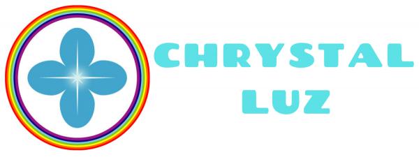 Logo Chrystal Luz