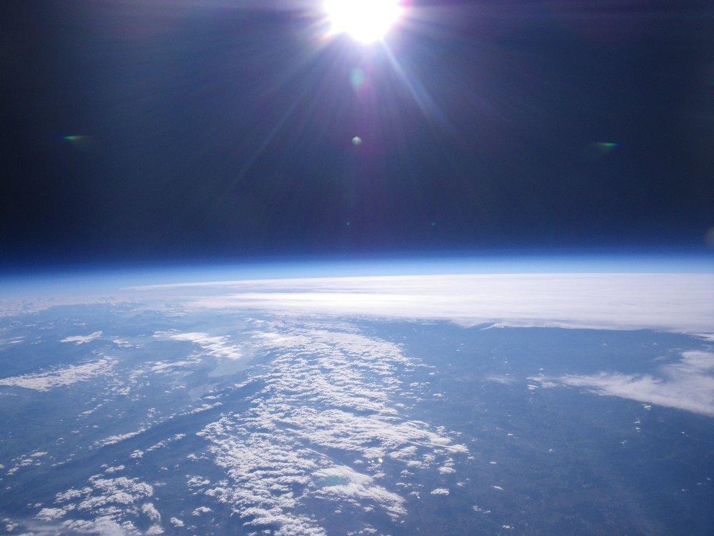 Le taux vibratoire de la Terre est en train de s'élever à grande vitesse !