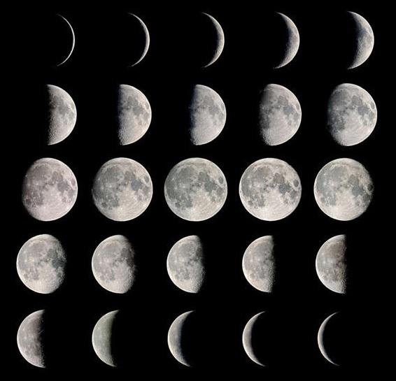 Nouvelle Lune et Loi de Manifestation
