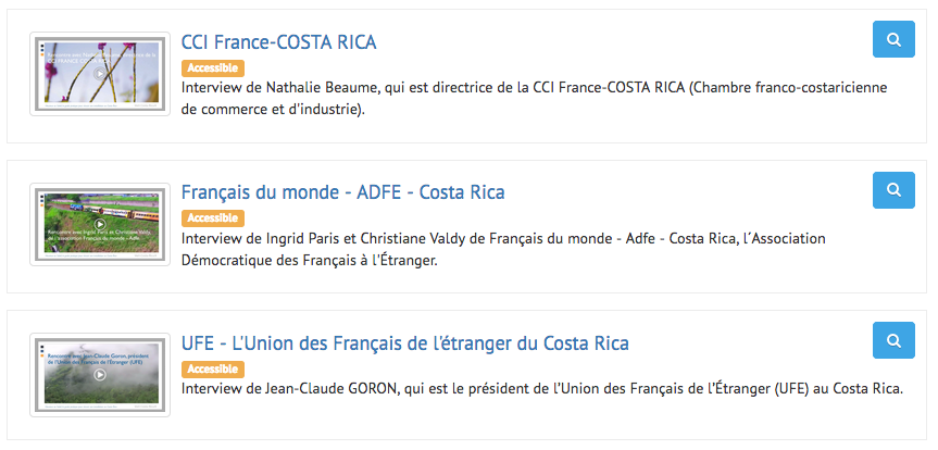 associations françaises au Costa Rica