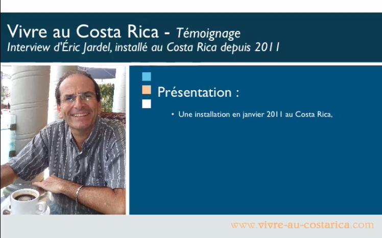 Partir vivre au Costa Rica