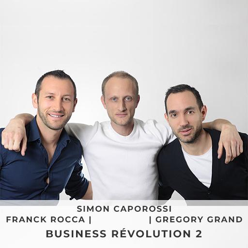 Franck Rocca, Simon Caporossi, Grégory Grand