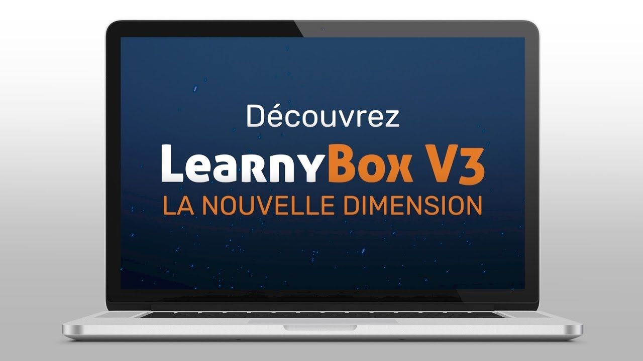 Découvrez LearnyBox V3 ! (Toujours Valide en 2019)