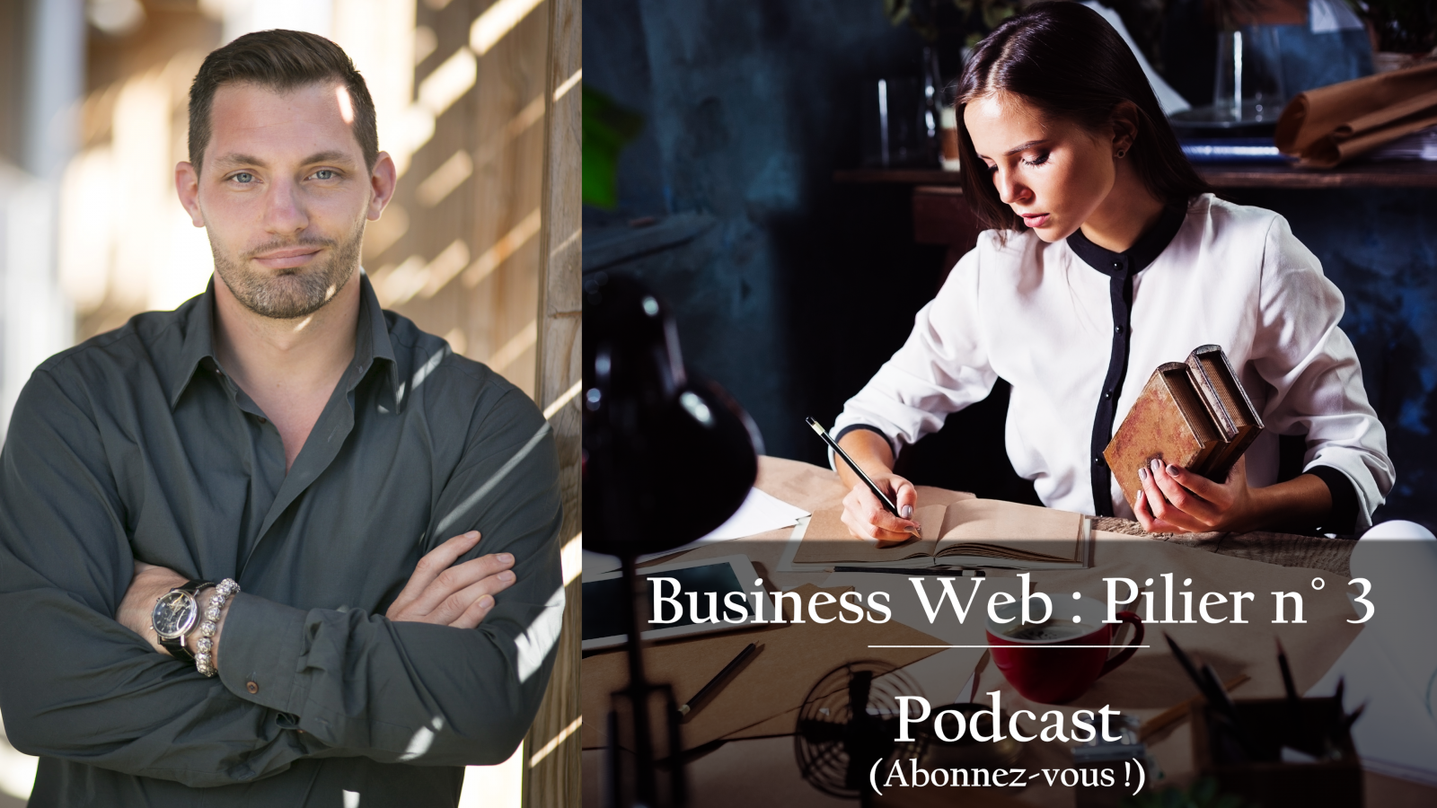 12eme Podcast - Business Web : Pilier n°3