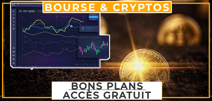 Newsletter : Bourse et Cryptomonnaies