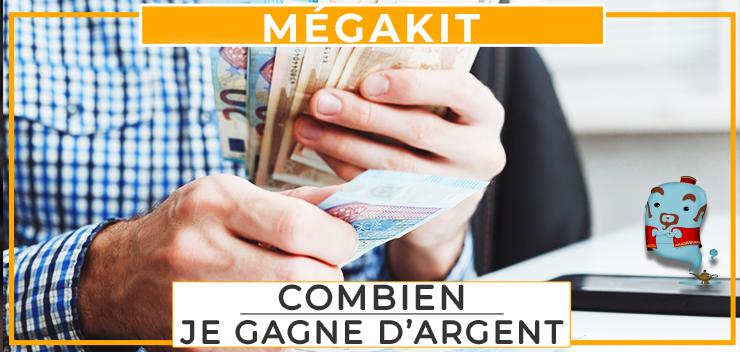 Comment Multiplier son Argent sur Internet grâce au Mégakit