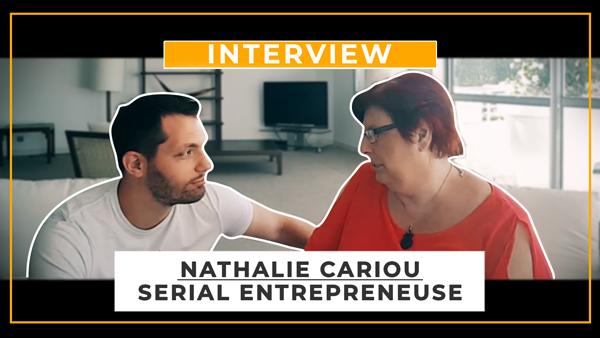 Nathalie Cariou : Sérial Entrepreneuse Authentique