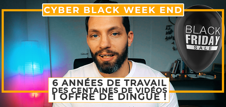 Cyber Black Week End