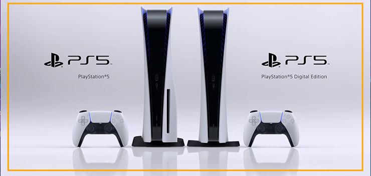 PS5 | Le design Magnifique de la console, enfin !