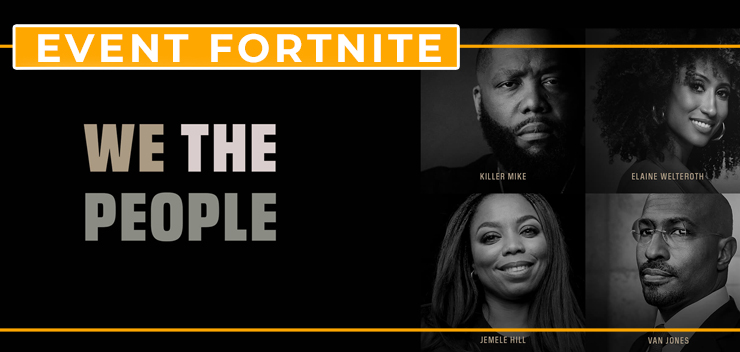 Fortnite : We The People