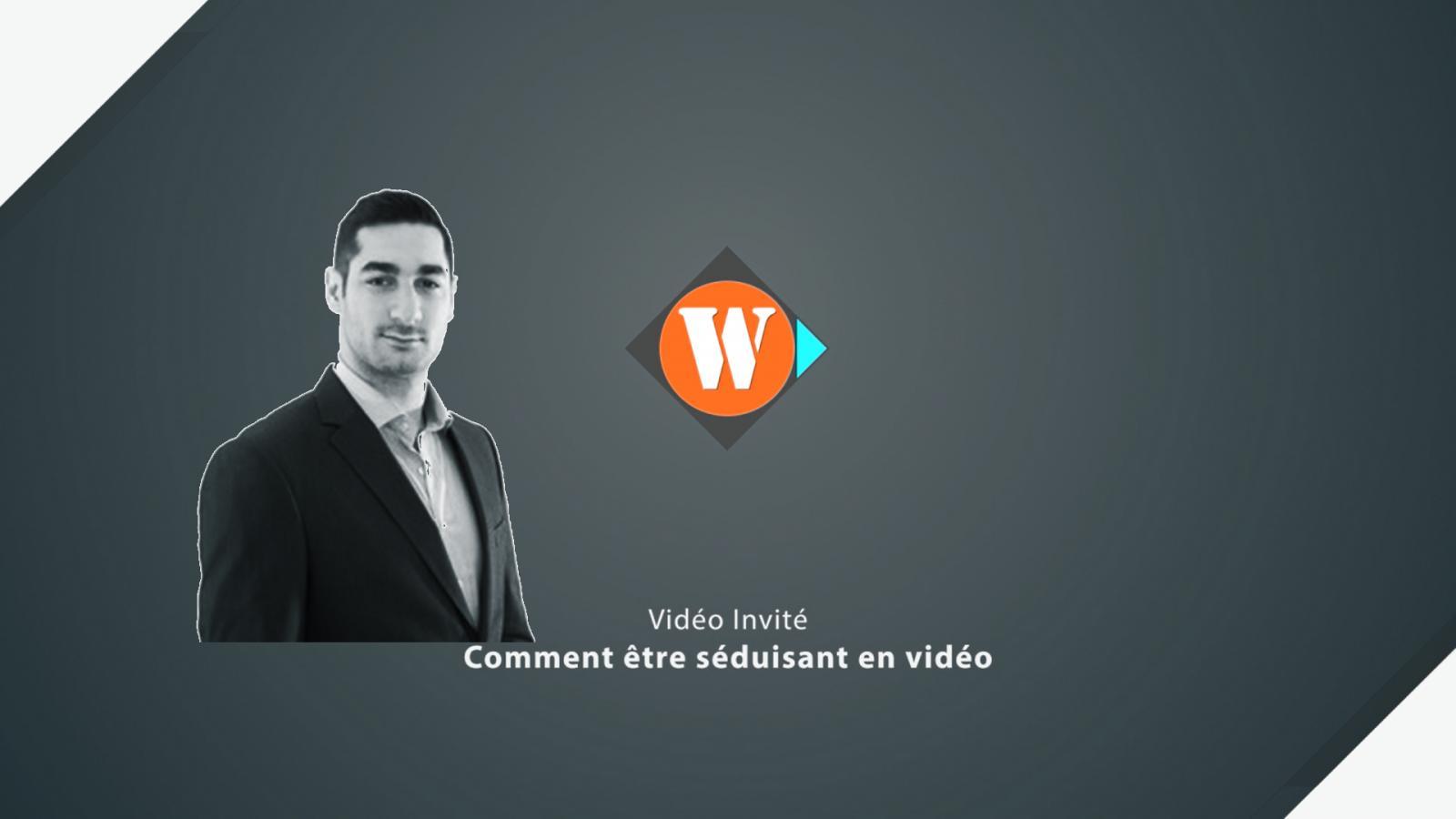 Comment être séduisant en vidéo !