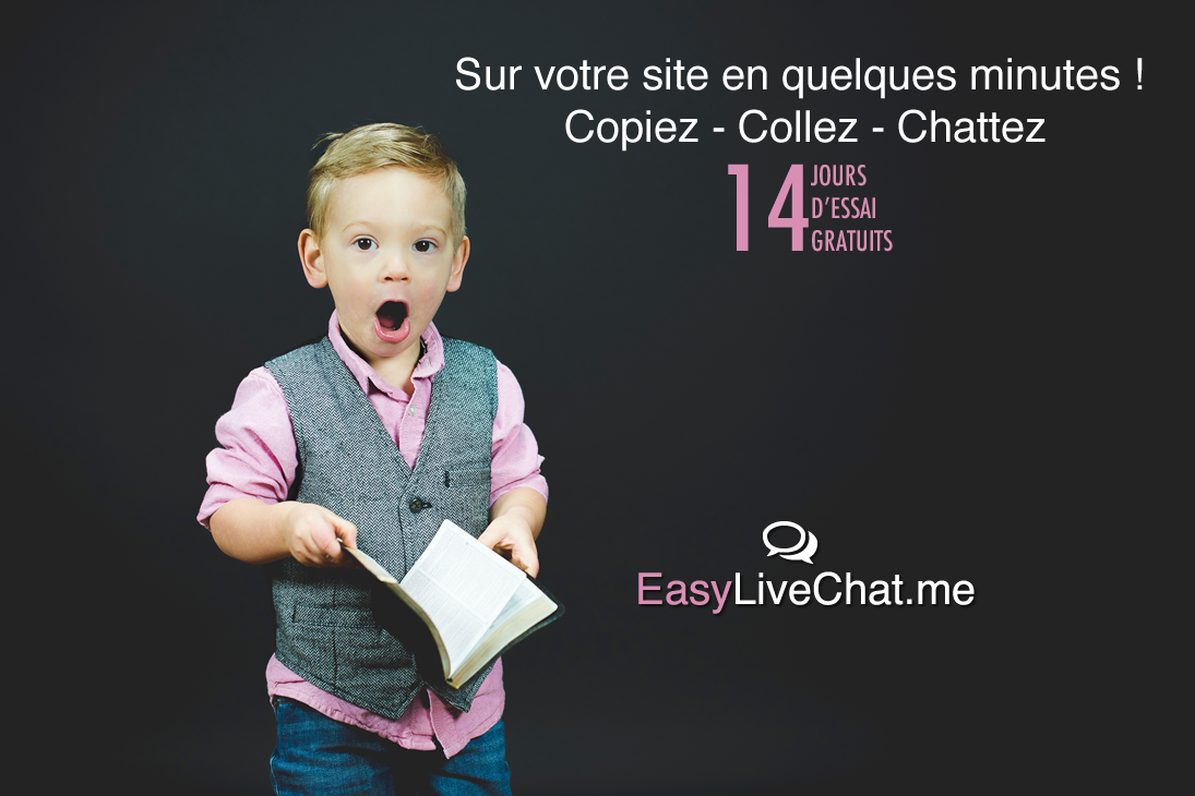 Easy  LiveChat !